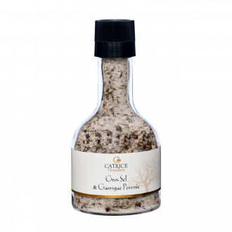 Coarse Salt of Garrigue - stackable mill