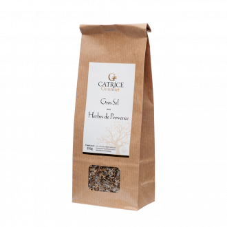 Coarse salt with Herbs of Provence refill