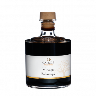 Balsamic vinegar - stackable bottle