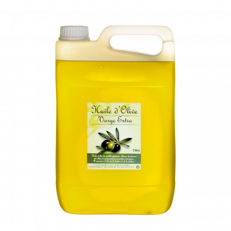 Extra virgin Olive oil  - 5L