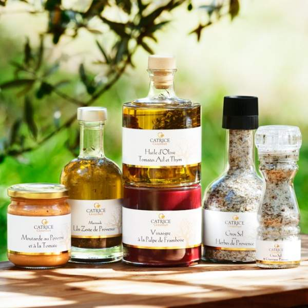 les huiles sels vinaigres catrice gourmet 2019